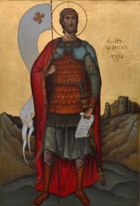 წმიდა კეთილმსახური მეფე ვახტანგ გორგასალი (+502)