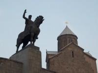 წმიდა დიდი მეფე ვახტანგ გორგასალი (+502)