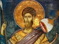 წმ. დიდმოწამე თეოდორე ტირონი (დაახ. 306)