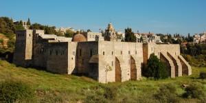 იერუსალიმში, ჯვრის მონასტერში ღვთისმსახურება ქართულ ენაზე შესრულდა