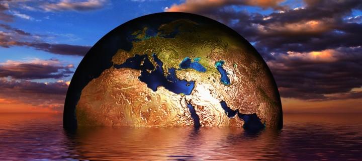 სად გაქრა წყალი წარღვნის შემდეგ?