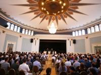 შეხვედრა საბერძნეთის ეკლესიის თეოლოგებთან