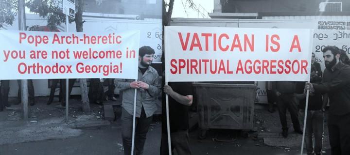 პაპი – ვატიკანის სულიერი აგრესიის განმახორციელებელი