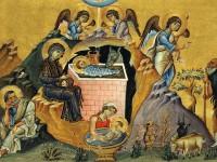 ხორციელად შობა უფლისა ღმრთისა და მაცხოვრისა ჩუენისა იესო ქრისტესი