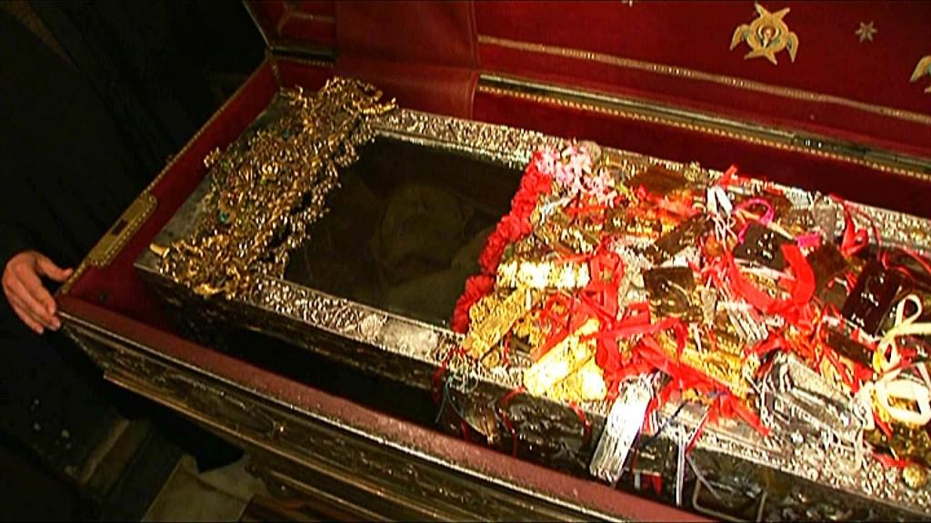 Чудотворные мощи святителя Спиридона Тримифунтского