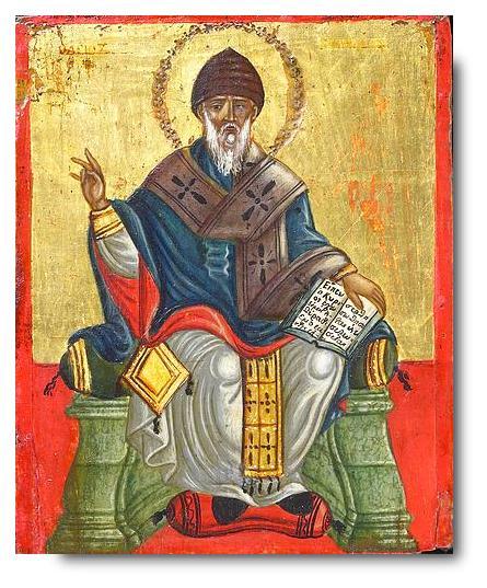წმიდა სპირიდონი, ტრიმიფუნტელი ეპისკოპოსი
