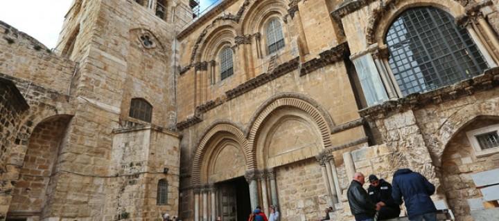 იერუსალიმში უფლის აღდგომის ტაძარი კვლავ გაიხსნა