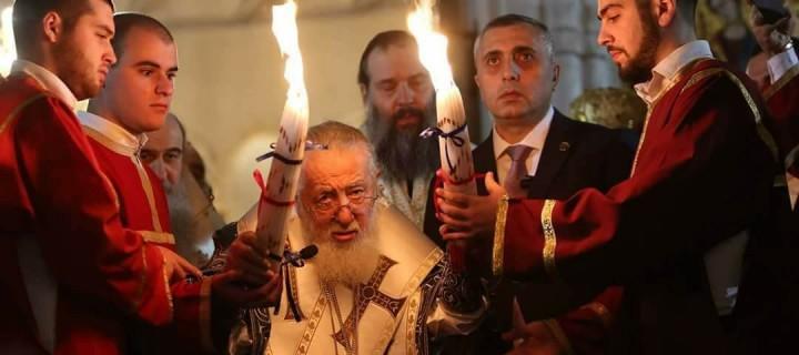 კათოლიკოს-პატრიარქის სააღდგომო ეპისტოლე (08.04.2018)