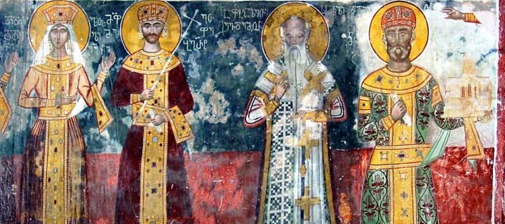 წმიდა მეფე დავით აღმაშენებელი – გალობანი სინანულისანი