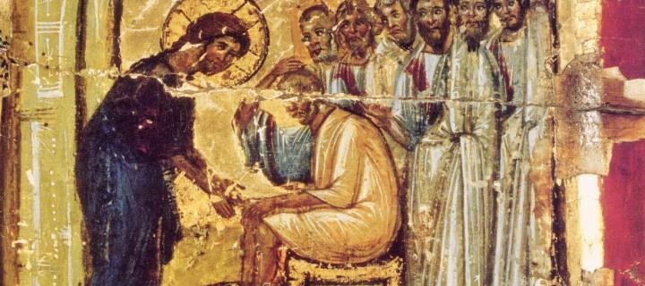 წმ. სამების საკათედრო ტაძარში პატრიარქმა ფეხბანვის რიტუალი შეასრულა