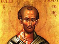 წმ. იოანე ოქროპირი იუდაიზმზე და სინაგოგაზე