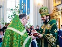 კათოლიკე მღვდელმა მართლმადიდებლობა მიიღო