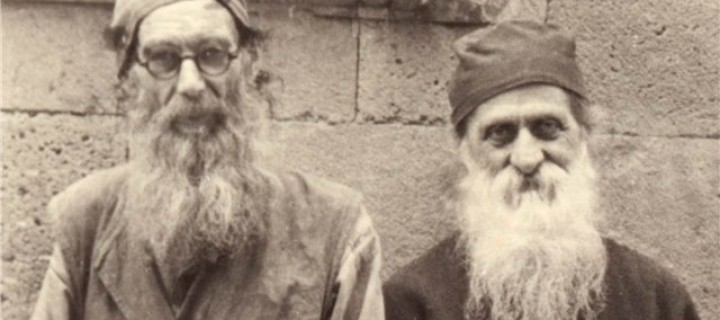 ბეთანიელი წმინდა ბერები