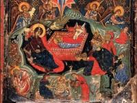 ქრისტე იშვება: ადიდებდეთ! – წმ. გრიგოლ ღვთისმეტყველი