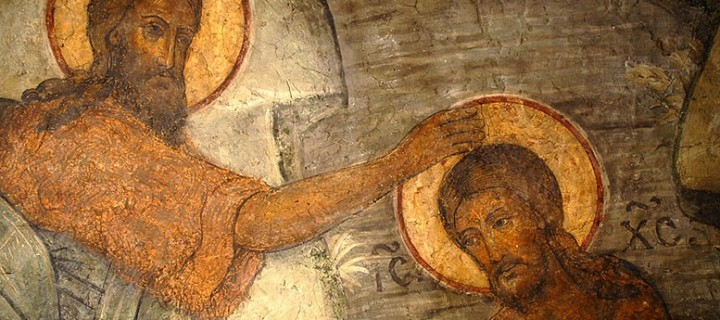 წმ. იოანე ოქროპირი – საუბარი ქრისტეს ნათლისღების დღესასწაულზე