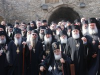 ავტოკეფალიის აღდგენის ასი წლისთავისადმი მიძღვნილი საზეიმო წირვა