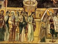 ტაძრადმიყვანება ყოვლადწმიდისა ღმრთისმშობელისა და მარადისქალწულისა მარიამისა
