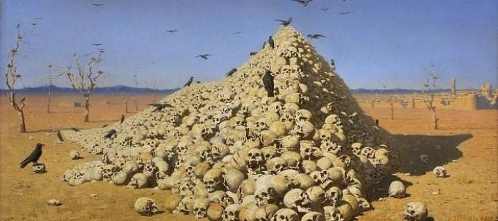 კაცობრიობა ომში ჩაება საკუთარი შთამომავლობის წინააღმდეგ