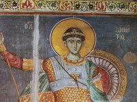 წმ. დიდმოწამე დიმიტრი თესალონიკელი (+დაახლ. 306)