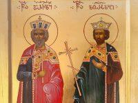 წმ. მოწამენი, საქართველოს მეფენი არჩილი (+744) და ლუარსაბი (+1622)