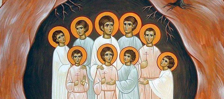 22 თებერვალი (07.03 ახ.სტ.) – ხსენება ცხრა ძმა კოლაელთა (VI)